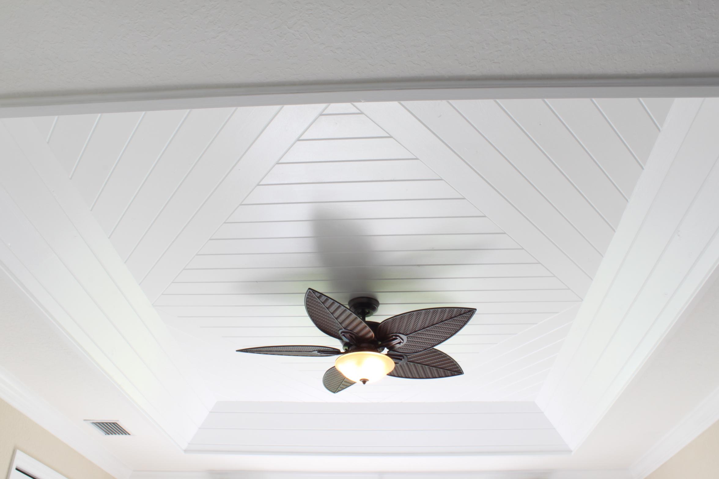 Custom Wood Ceiling Handyman_Example